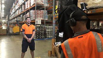 Corporate training video
