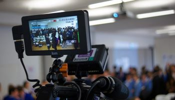 Corporate event video