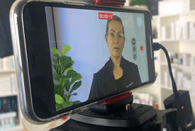 TRAINING IPHONE video