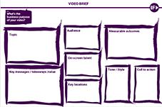 VIdeo Brief outline